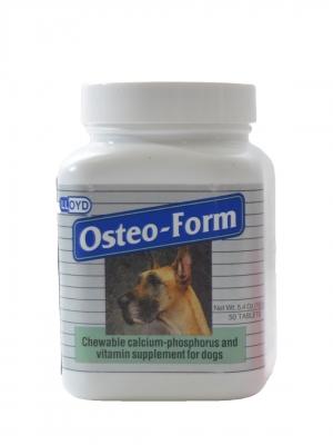 אוסטאו פורם - תוספי מזון לכלבים ולחתולים